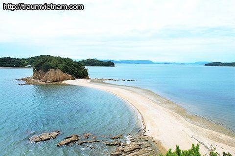 Đảo Shodo-shima Tỉnh Kagawa Nhật Bản