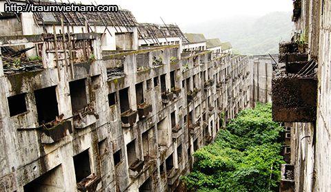 Đảo Hashima - Thiên đường bị bỏ hoang