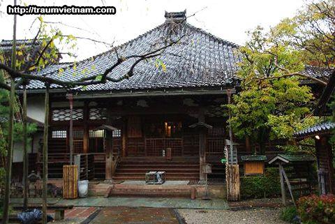 Đền Myouryuji – đền Ninja