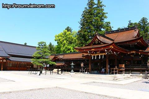 Đền thờ Taga-taisha tỉnh Shiga Nhật Bản