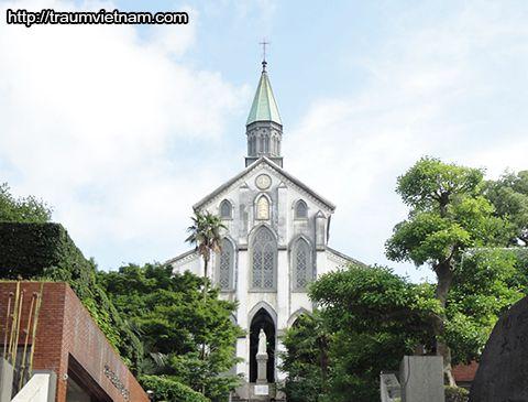 Ouratenshudo - tỉnh Nagasaki Nhật Bản