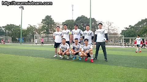 Đội bóng đại diện khối văn phòng