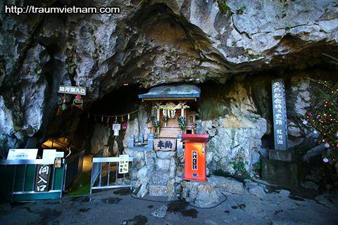 Lối vào Hang động Ryuga-do