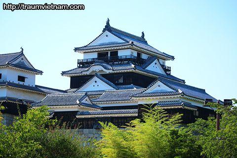 Lâu đài Matsuyama (thành Matsuyama)