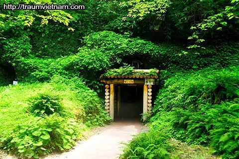 Mỏ bạcIwami Ginzan - tỉnh Shimane Nhật Bản