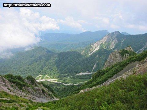 Núi Daisen - Tỉnh Tottori Nhật Bản