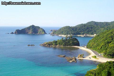 Quần đảo Oki - tỉnh Shimane Nhật Bản