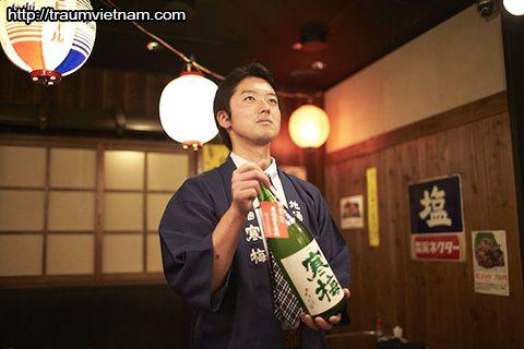 Rượu Shochu khoai lang