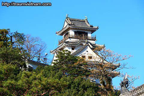 Thành Kochi - tỉnh Kochi Nhật Bản
