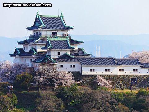 Thành Wakayama - tỉnh Wakayama Nhật Bản