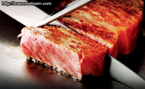 Thịt bò Nagasaki Nhật Bản