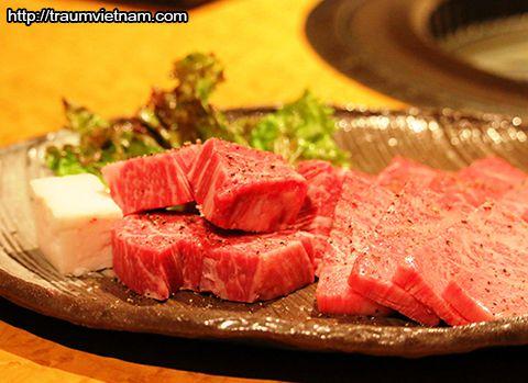 Thịt bòOki - đặc sản ở tỉnh Shimane Nhật Bản