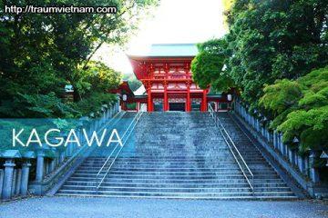 Tỉnh Kagawa Nhật Bản – vùng đất nhỏ nhất xứ phù tang