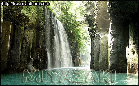 Tỉnh Miyazaki Nhật Bản - nơi nghỉ mát lý tưởng ở xứ phù tang