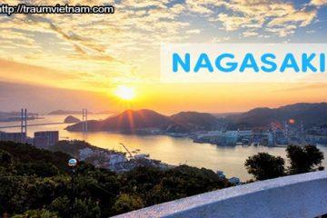 Tỉnh Nagasaki Nhật Bản – non nước hữu tình