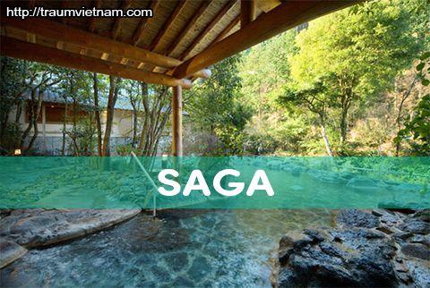 Tỉnh Saga Nhật Bản - vùng đất của gốm sứ
