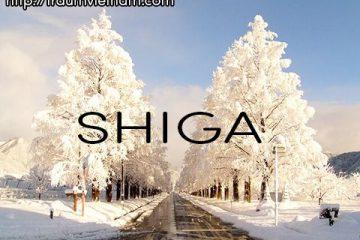 Tỉnh Shiga Nhật Bản – nơi chứa đựng hồ nước ngọt lớn nhất xứ phù tang