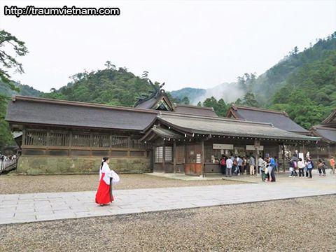Tỉnh Shimane Nhật Bản - nơi tụ họp của các vị thần