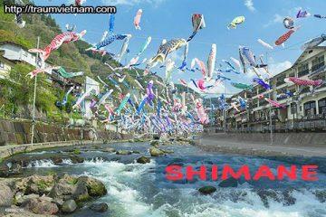 Tỉnh Shimane Nhật Bản – nơi tụ họp của các vị thần