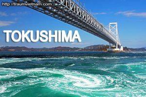 Tỉnh Tokushima Nhật Bản - vùng đất hành hương về đất thánh Shikoku