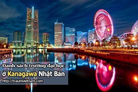 Danh sách các trường đại học ở Kanagawa Nhật Bản
