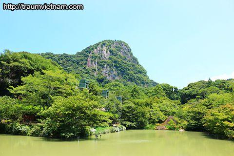 Vườn Mifuneyama Rakuen