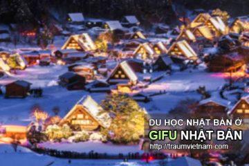 Du học ở Gifu Nhật Bản – trên cả tuyệt vời