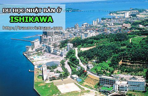 Du học ở Ishikawa Nhật Bản - vùng đất có đặc sản là vàng