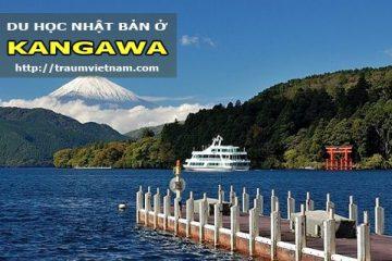 Du học ở Kanagawa Nhật Bản – nhộn nhịp và sầm uất