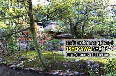 uất khẩu lao động ở Ishikawa Nhật Bản - đơn tốt