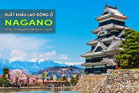 Xuất khẩu lao động ở Nagano Nhật Bản - tư vấn miễn phí