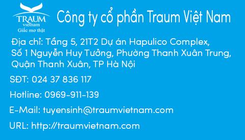 XKLĐ Traum Việt Nam 2018