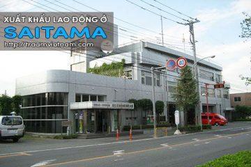 Xuất khẩu lao động ở Saitama Nhật Bản – tư vấn miễn phí