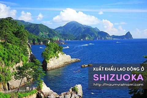 Xuất khẩu lao động ở Shizuoka Nhật Bản - lương cao
