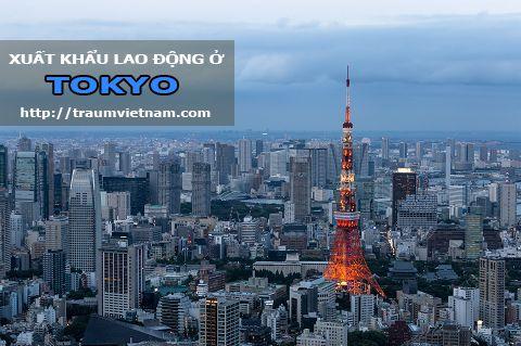 Xuất khẩu lao động ở Tokyo Nhật Bản - Làm thêm nhiều