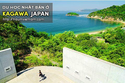 Du học ở Kagawa Nhật Bản - tỉnh nhỏ nhất đất nước mặt trời mọc