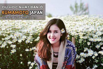 Du học ở Kumamoto Nhật Bản – Nơi bạn thỏa sức đam mê
