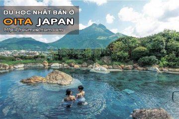Du học ở Oita Nhật Bản với đặc sản Onsen xứ phù tang