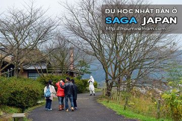 Du học ở Saga Nhật Bản – vùng đất của những nghệ nhân gốm sứ