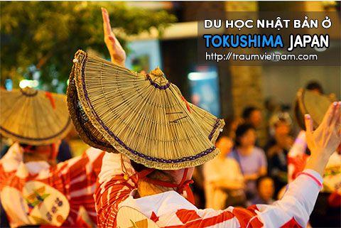 Du học ở Tokushima Nhật Bản với vùng đất thánh trong truyền thuyết