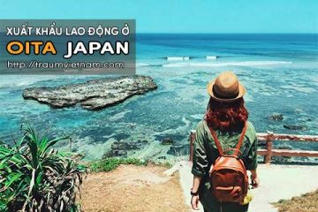Xuất khẩu lao động ở Oita Nhật Bản – uy tín