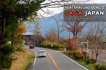 Xuất khẩu lao động ở Saga Nhật Bản – phí thấp