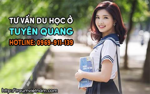 Tư vấn du học Nhật Bản ở Tuyên Quang uy tín miễn phí