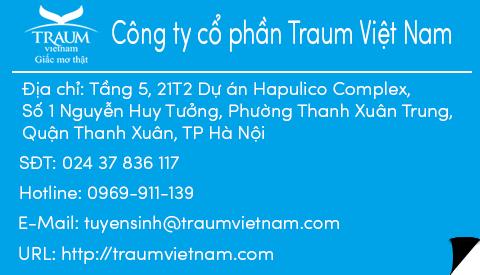 Du học Nhật Bản Traum Việt Nam